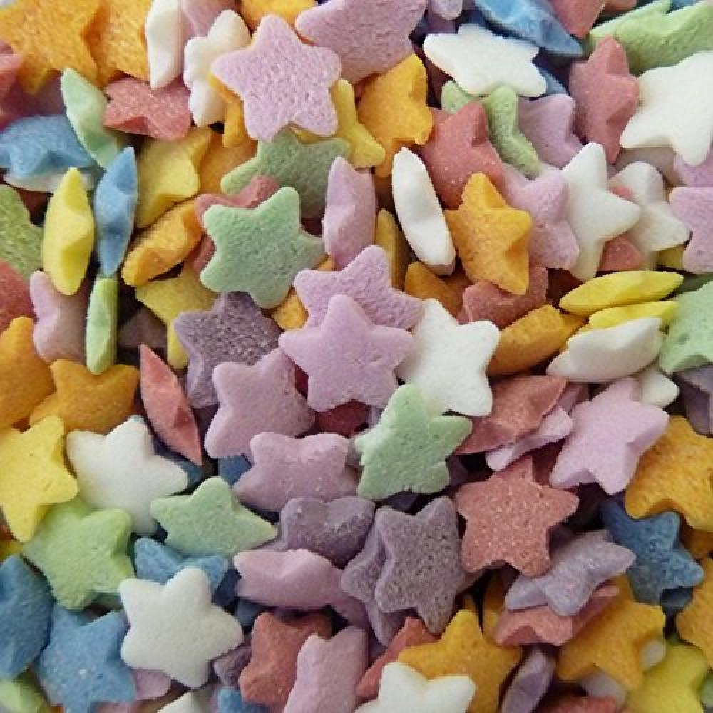 Twist Ingredients Rainbow Mix Sugar Stars 800 g