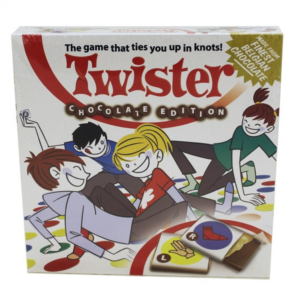 Twister Chocolate Edition
