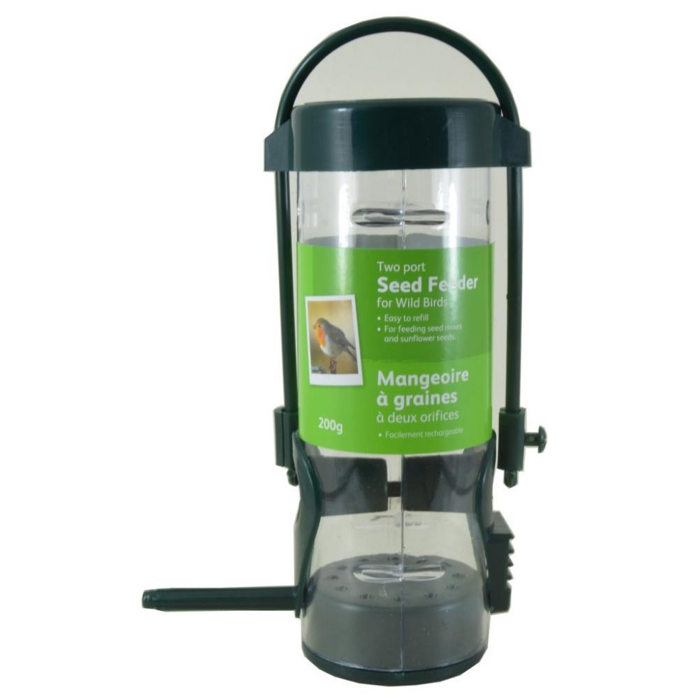 Gardman Two Port Seed Feeder