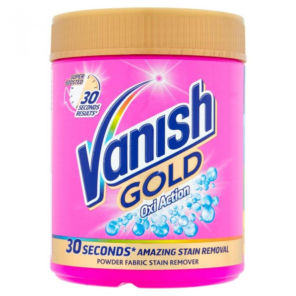 Vanish Gold Oxi Action for Colours 470g