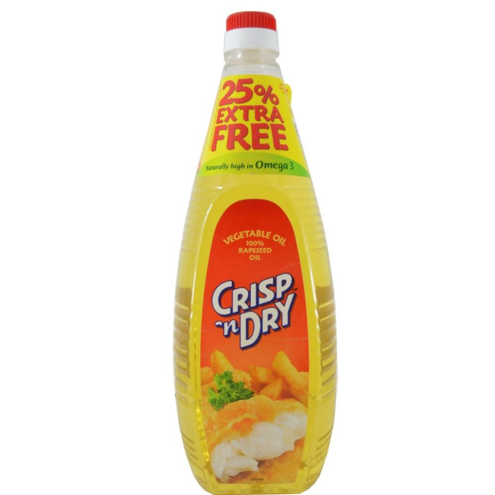 Crisp N Dry Vegetable Oil 1250ml