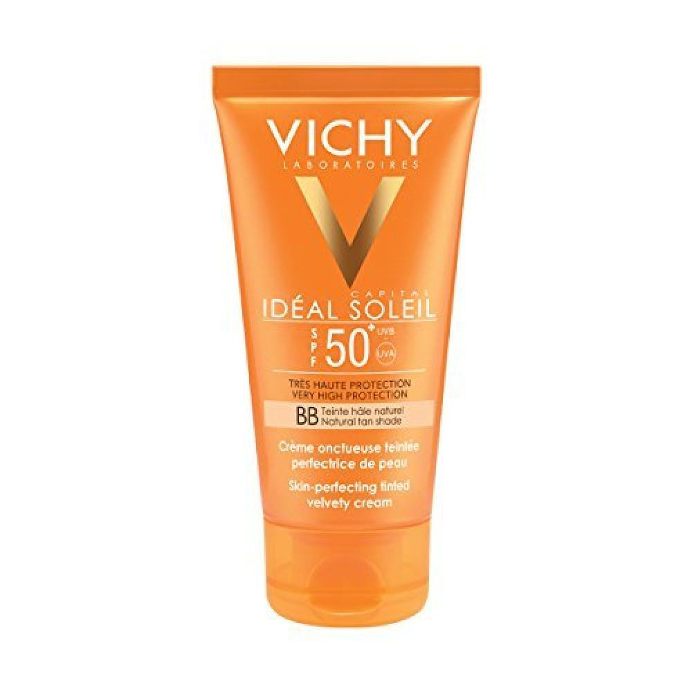 Vichy Laboratoires Capital Soleil Face BB Velvety Cream SPF50