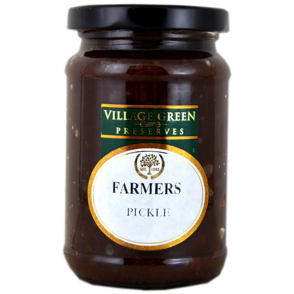 Village Green Farmers Pickle 300g