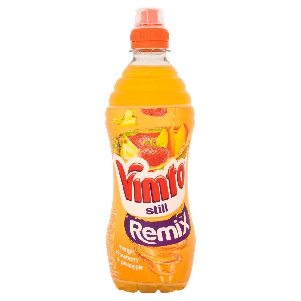 Vimto Still Remix Mango Strawberry And Pineapple 500ml