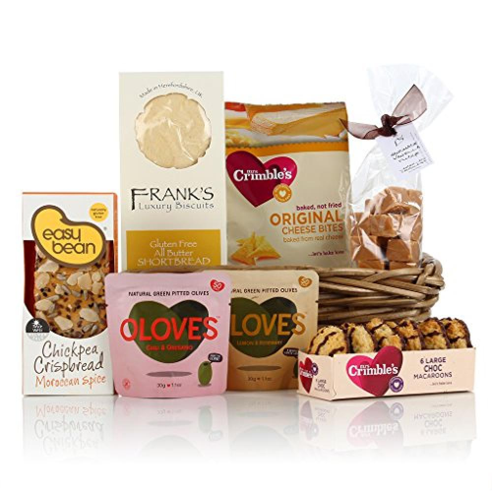 Virginia Hayward Gluten and Wheat Free Tray Hampers
