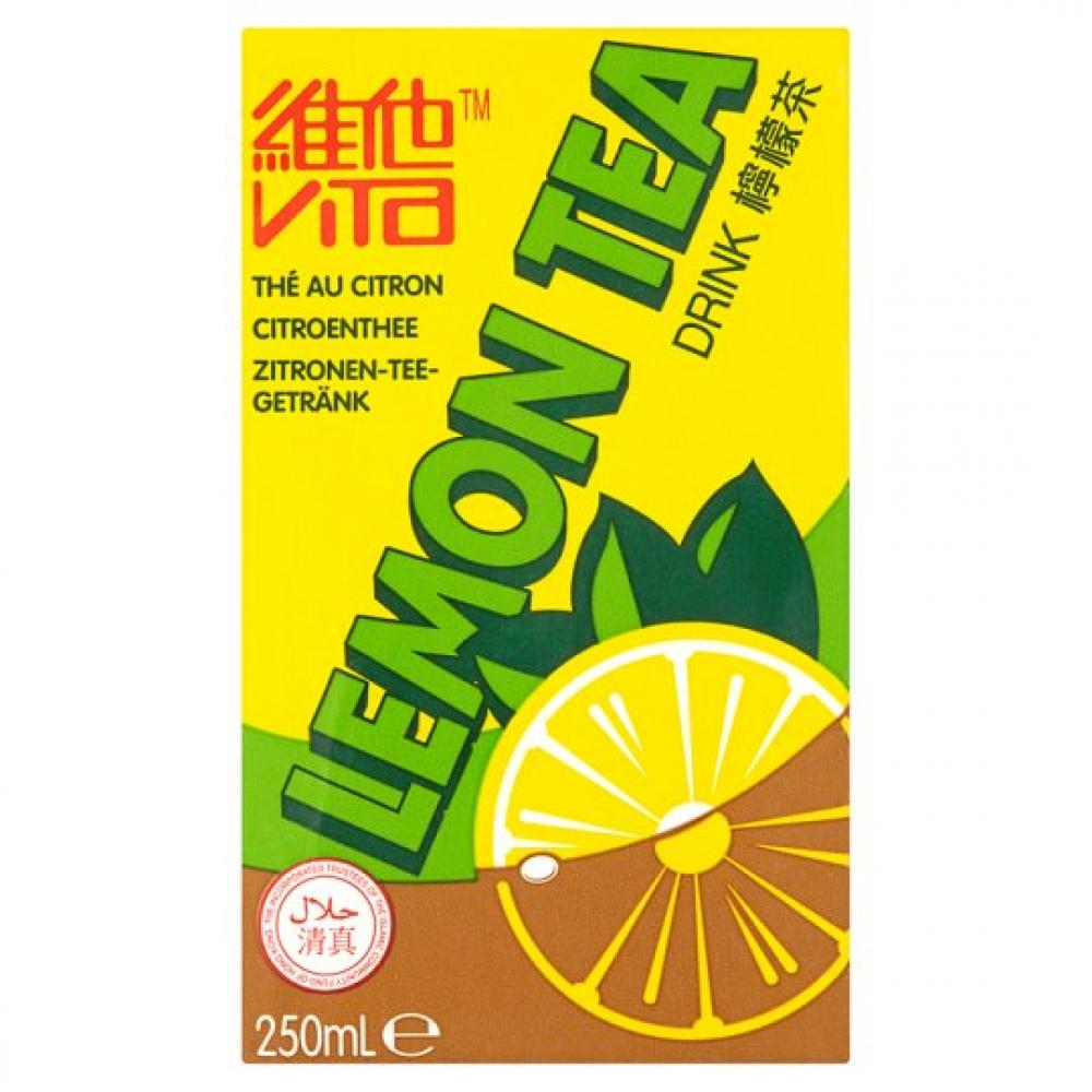 Vita Lemon Tea Drink 250ml