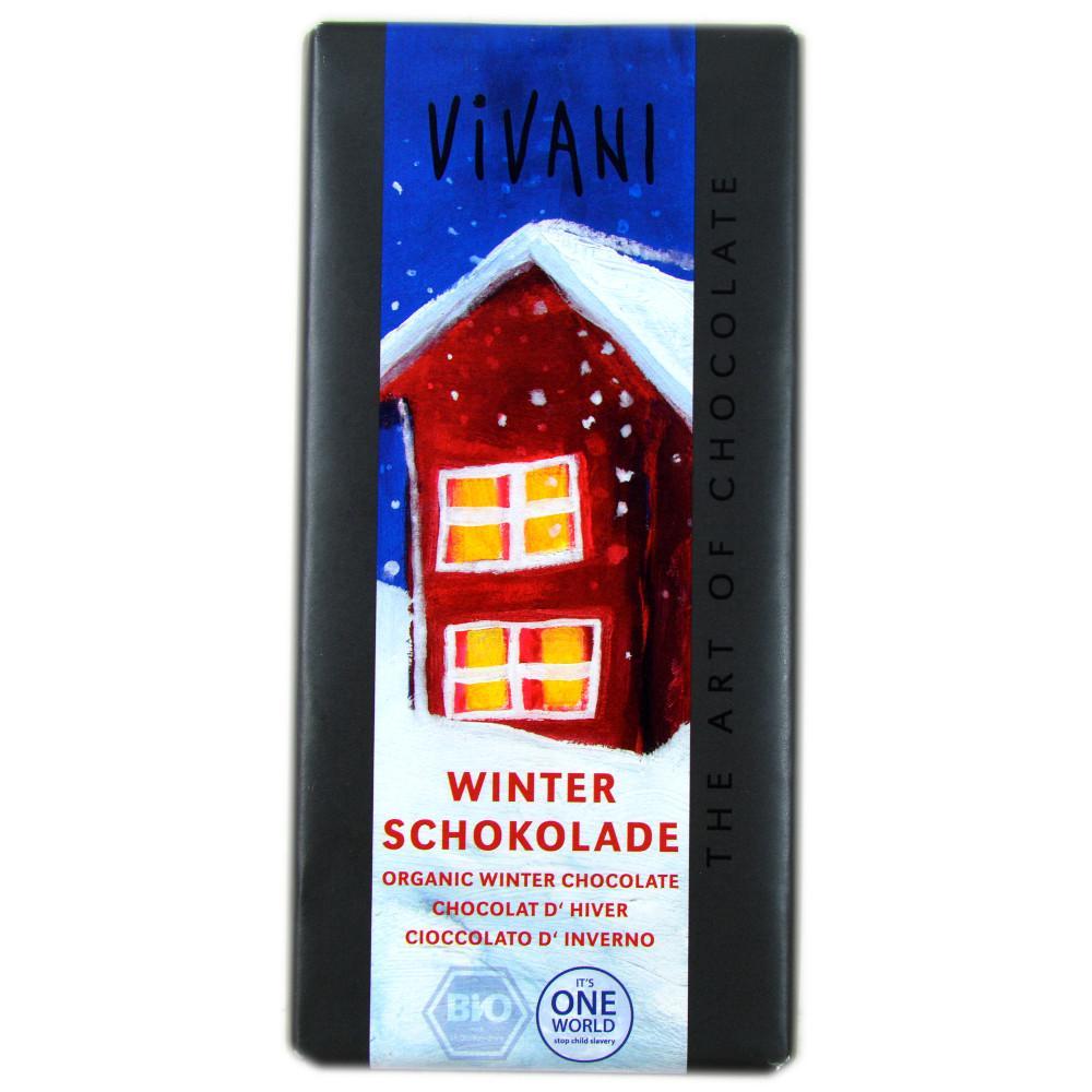 Vivani  Vivani Winter Schokolade 100g  100g