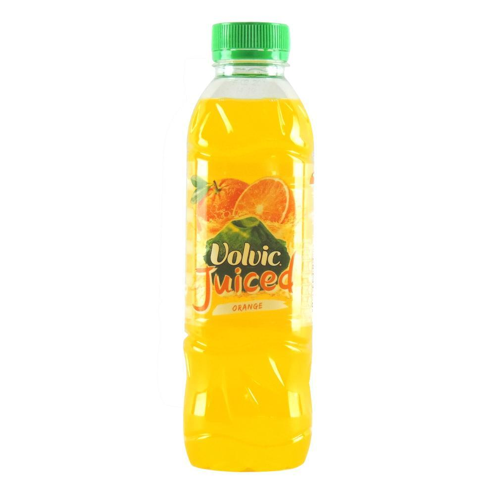 Volvic Juiced Orange Water 500ml