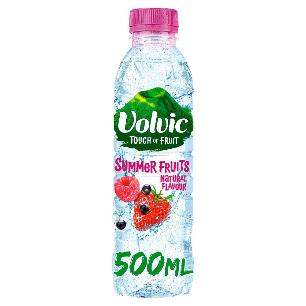 Volvic Touch Of Fruit Summer Fruit Flavour 500ml