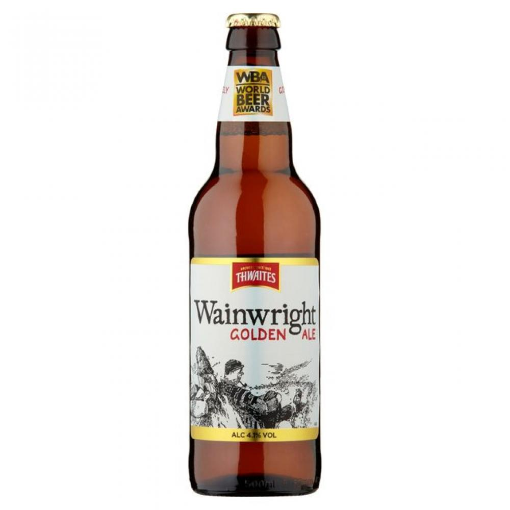 Wainwright Golden Ale 500 ml