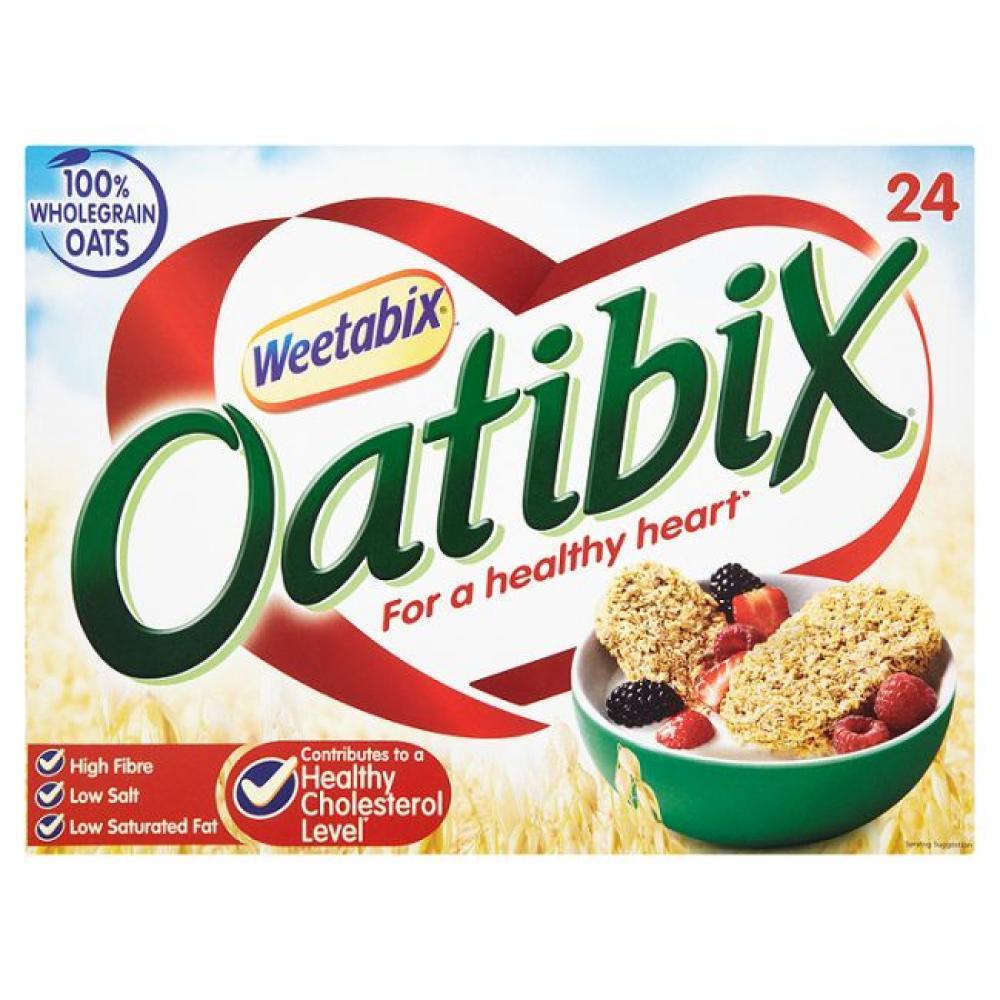 Weetabix Oatibix Biscuits 24 biscuits