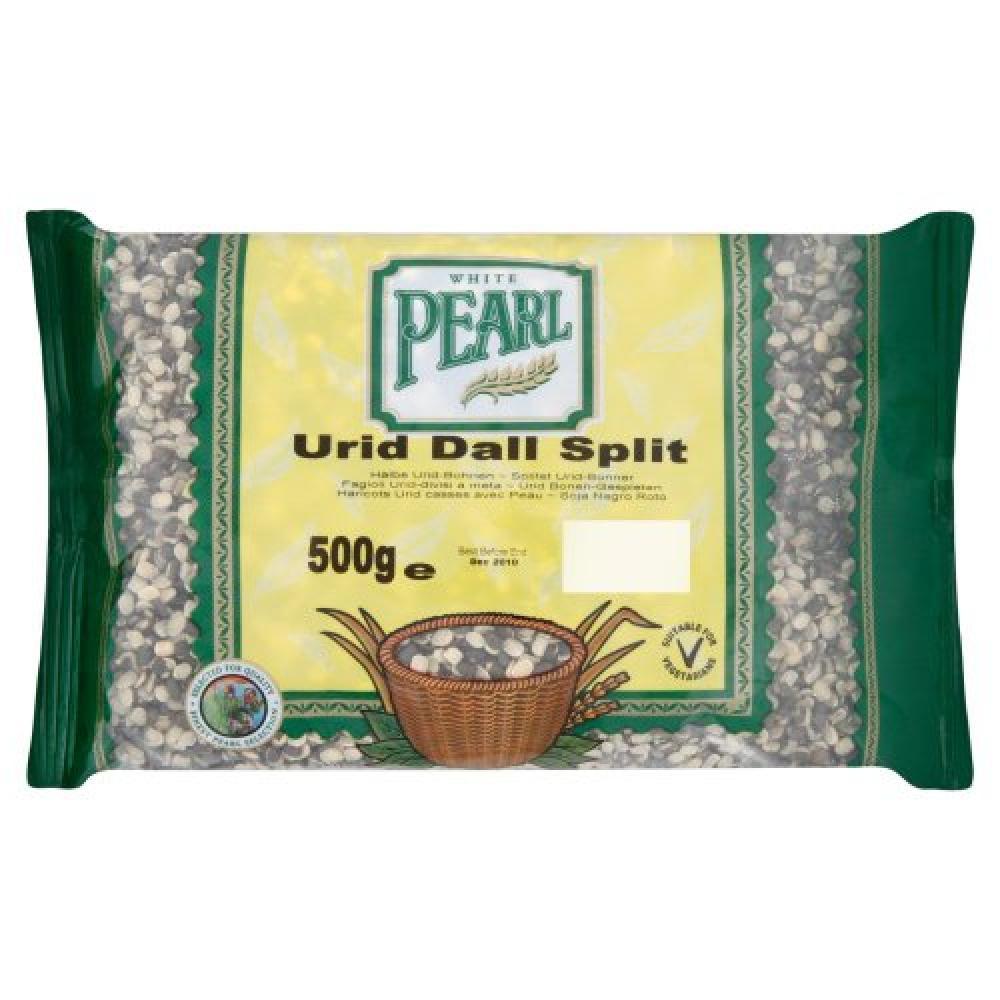 White Pearl Urid Dall Split 500 g