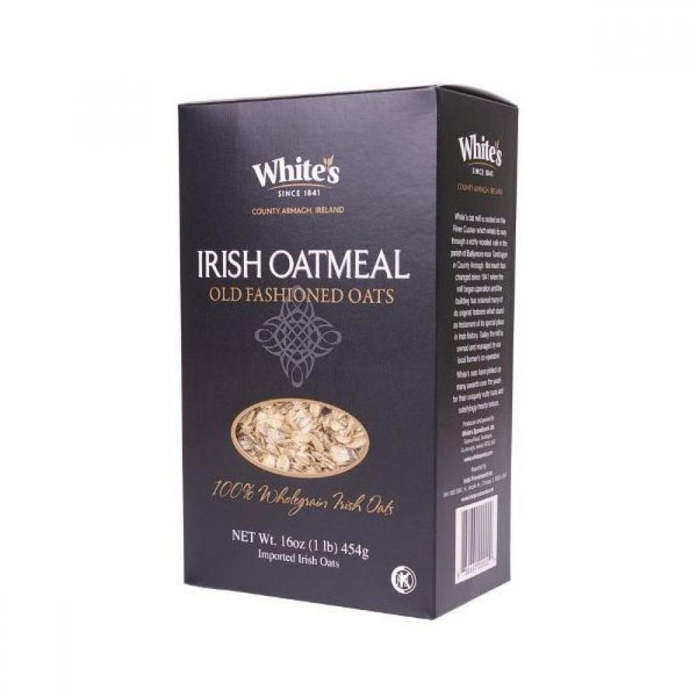 Whites Irish Oatmeal 454g