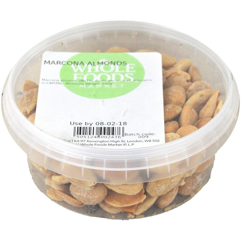Whole Foods Market Marcona Almonds 150g