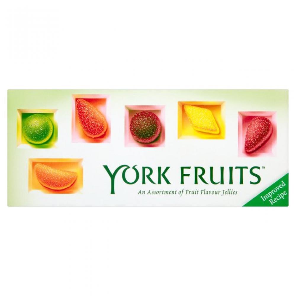 York Fruits 200g