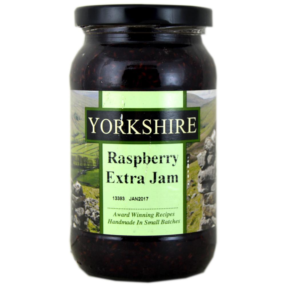 Yorkshire Raspberry Jam 454g