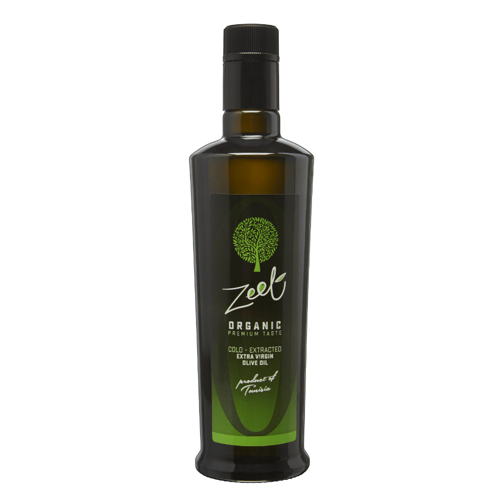Zeet Organic Extra Virgin Olive Oil 500ml