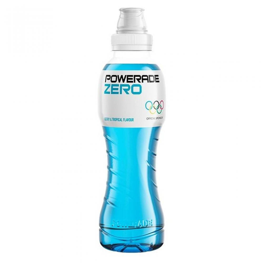 Powerade Zero Berry and Tropical Flavour 500ml