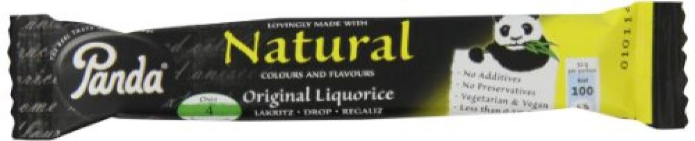 Panda All Natural Soft Licorice 32 g