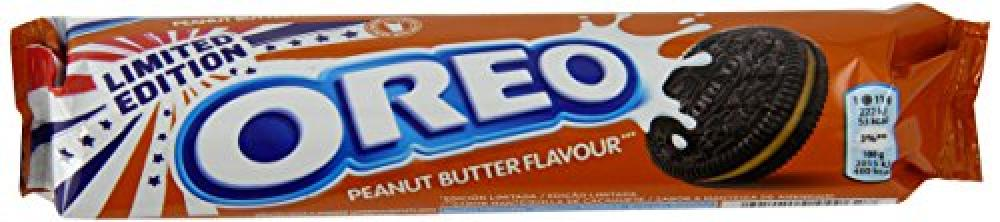 Oreo Peanut Butter Flavour 154g