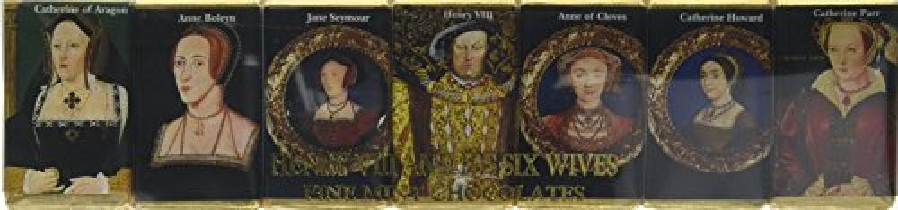 House Of Dorchester Henry VIII and His Six Wives 70 g