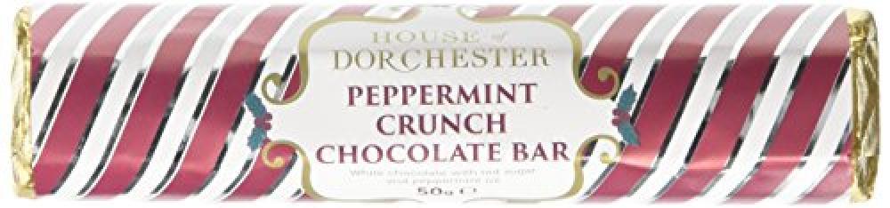 House Of Dorchester Peppermint Crunch Chocolate Bar 50g
