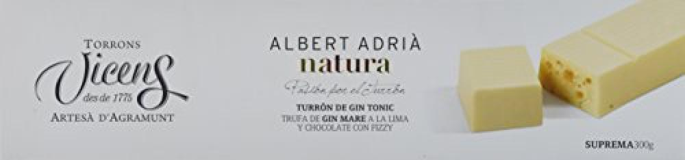 Vicens Gin Tonic Nougat 300g