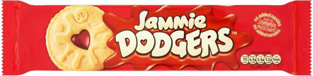 Jammie Dodgers Original 140g