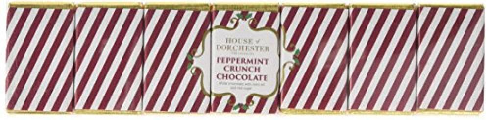 House Of Dorchester Seven Peppermint Crunch Chocolate Slims 70g