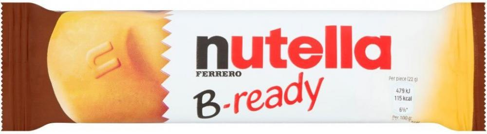 Nutella B-Ready 22g