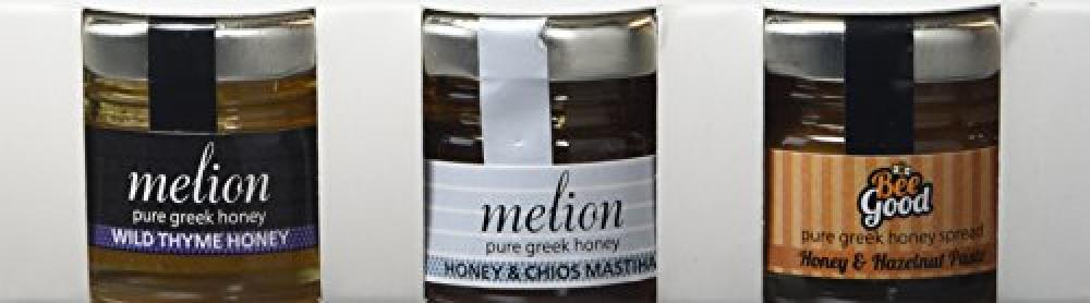 Symphonia Greek Premium Honey and Spread Collection Pack of 3