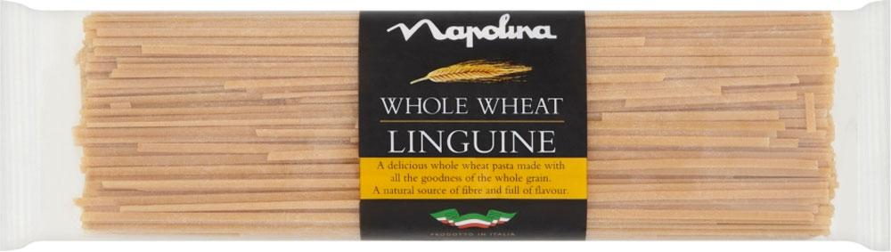 Napolina  Napolina Whole Wheat Linguine 500g 500g  500g