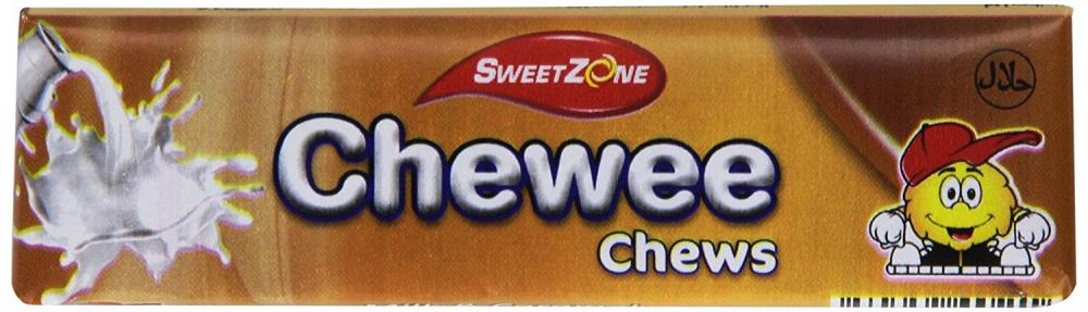 FURTHER REDUCTION  Sweetzone Chewee Chews 25g