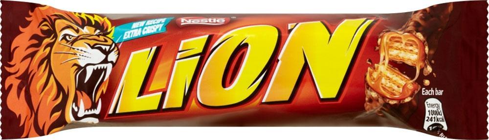 Nestle Lion Bar 50g 50g 50g