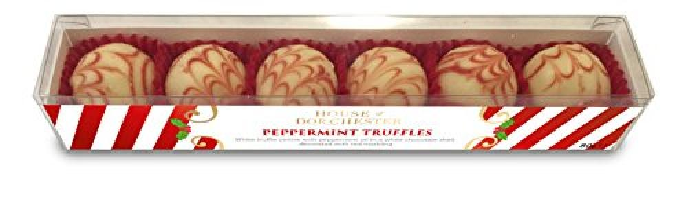 FURTHER REDUCTION  House Of Dorchester 6-Piece Peppermint Truffles