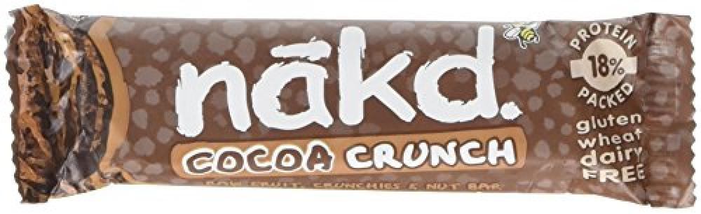 Nakd Cocoa Crunch Bar 30 g
