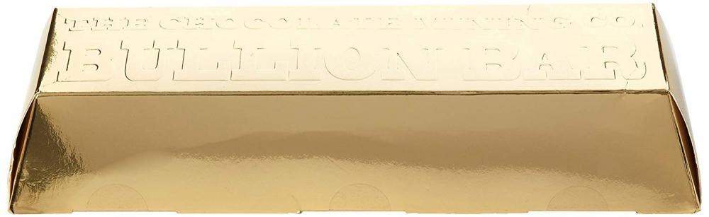 The Chocolate Mining Co. Gold Bullion Bar 280g
