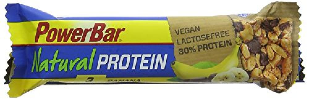 Power Bar 40 g Blueberry Nuts Natural Protein Bar 40g