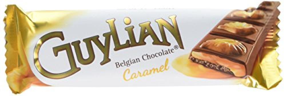 Guylian Belgian Chocolate Caramel Bar 36g