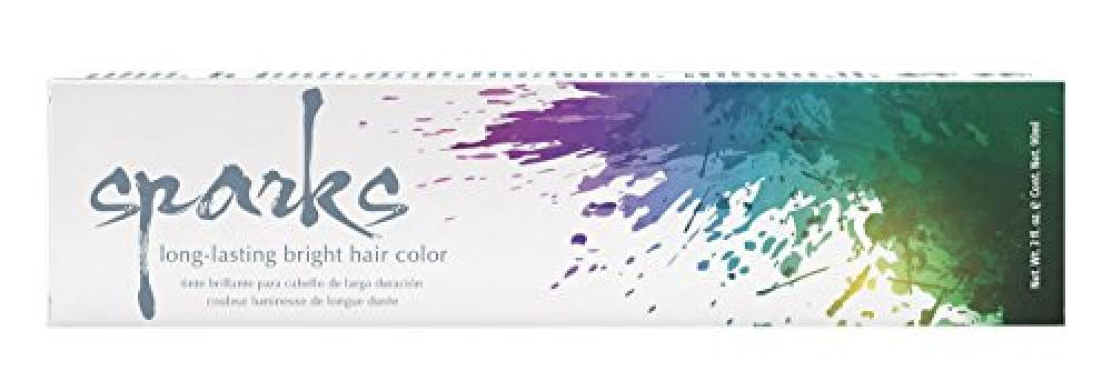Sparks Permanent Hair Color - Green Ivy 90ml