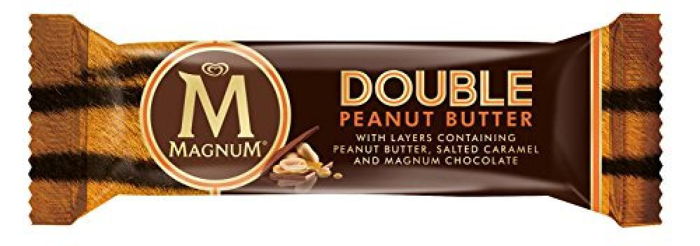 Magnum Double Peanut Butter Bar 39g