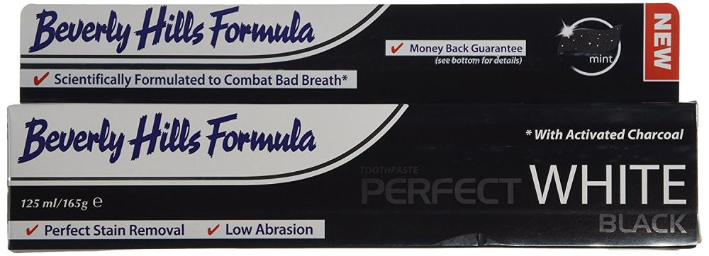 Beverly Hills Formula Total Breath Black 125ml