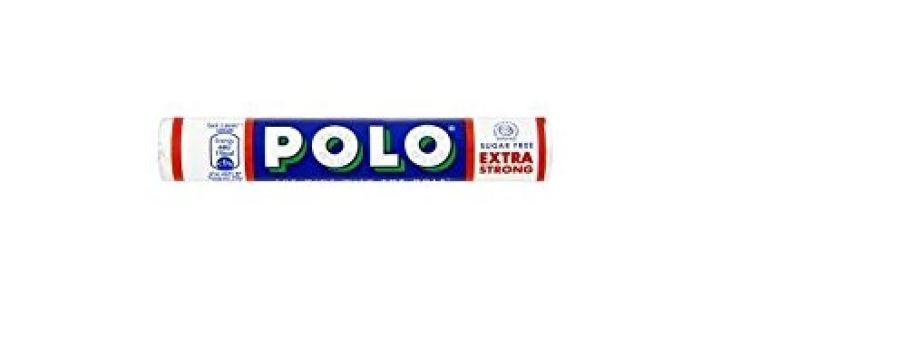 Polo Extra Strong Sugar Free 33.4g
