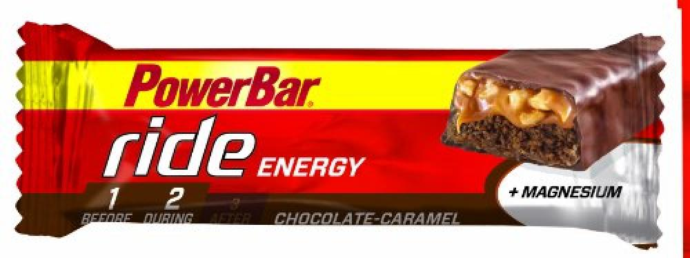 Power Bar Energy Bar 55g Bar - Chocolate Caramel Flavour