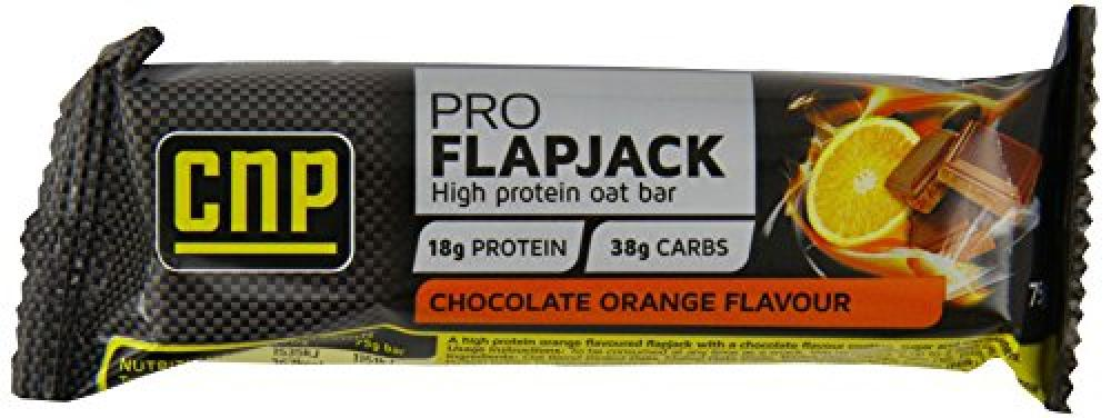 CNP Pro Flapjack - Chocolate Orange 75g