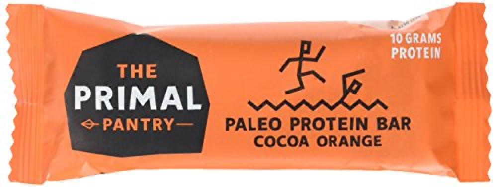 The Primal Pantry Cocoa Orange Paleo Protein Bars 55g