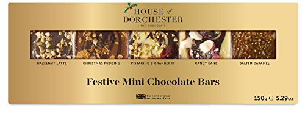 House Of Dorchester 5-Piece Mini Bar Gift Pack