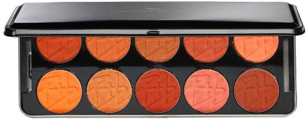 Beauty Is Life Eyeshadow Professional Set Warm Matt 35g