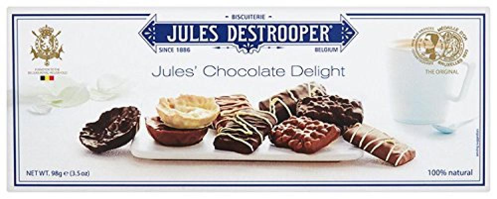 Jules Destrooper Jules Chocolate Delight 98 g