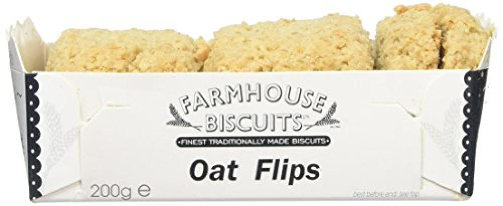 Farmhouse Oat Flips 200g